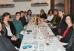 Business Dinner con Silvia Ricci all'insegna della freschezza e del dinamismo